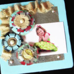 Stylish magnetic memo boards