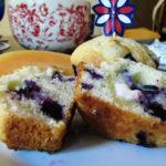 Blueberry-Almond Muffins