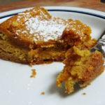 Ooey Gooey Pumpkin Cake