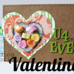 Creating in a Crunch – Sliding-Door Valentines