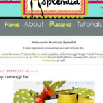 Creating a Welcome Box for Your Blog