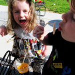 Homemade Bubbles and Bubble Wands