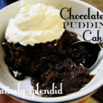 Chocolate Pudding Cake Recipe