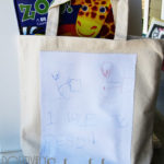 Book Donation Totes