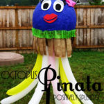 Octopus Pinata Tutorial