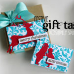 Festive Holiday Gift Tags (New Lifestyle Crafts!)