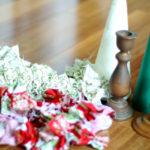 Ruffled Christmas Trees (Swell Noel #37)