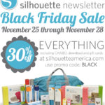 Silhouette Black Friday Deals!