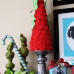 Rolled Rosette Christmas Tree Tutorial