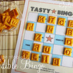 Edible Bingo Game {Free Printables}