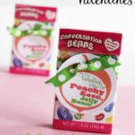 Peachy Keen Jellybean Valentines {Free Printable}