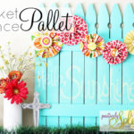 Chalkboard Picket Fence Pallet Tutorial