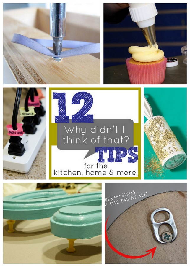"""These ingenious tips will have you wondering, """"Why didn't I think of that?!"""""""