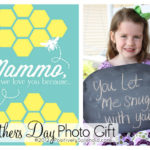 Mothers' Day Photo Collage + Free Printables