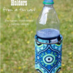 Outdoor Drink Holder Tutorial