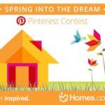 Homes.com Spring into the Dream $500 Winner!!