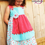 The Cottage Mama Charlotte Apron Dress + Pattern Giveaway!