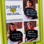 Fathers' Day Photo Collage Update