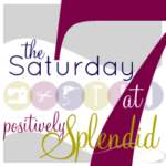 Saturday Seven Party {No. 38}