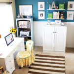 Sewing Room/Home Office Reveal
