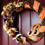 Indian Corn Wreath (Fall Wreath Tutorial)