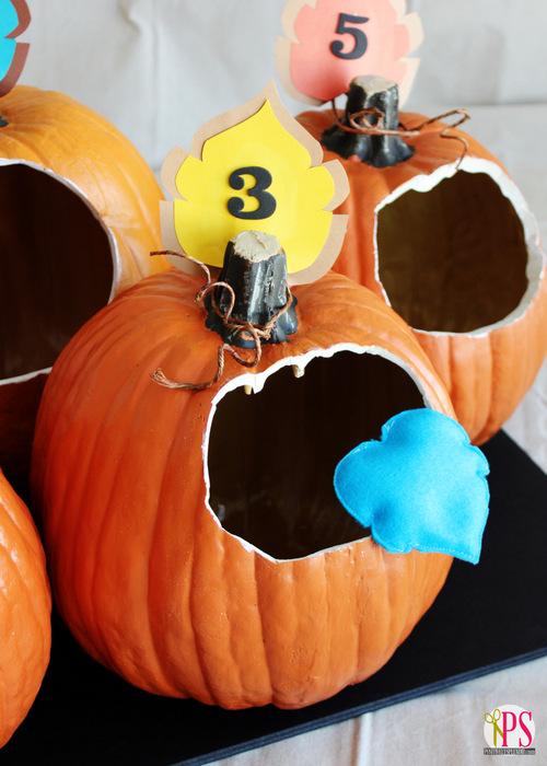 Surprising Pumpkin Bean Bag Toss Game Onthecornerstone Fun Painted Chair Ideas Images Onthecornerstoneorg