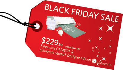 Silhouette Black Friday Promotions Positively Splendid Crafts Sewing Recipes And Home Decor