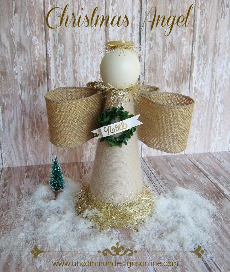 Christmas Angel Craft On Youtube