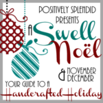 Cinnamon Spice Muffin Mix + Free Printable Label (Swell Noël #7)