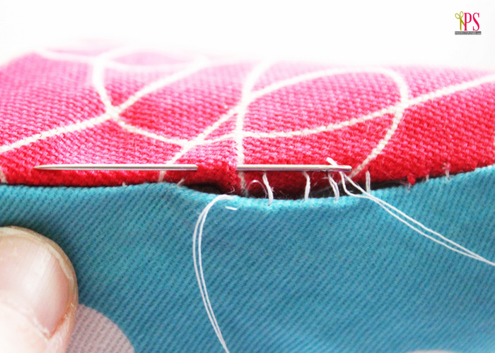 Blind (Ladder) Stitch Tutorial