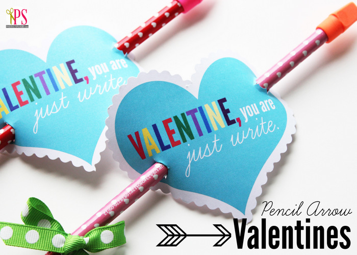 photograph relating to Pencil Valentine Printable identify Absolutely free Printable Valentines