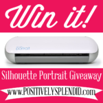 DIY Business Cards + Silhouette Portrait Giveaway!!