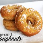 Banana-Carrot Baked Doughnuts