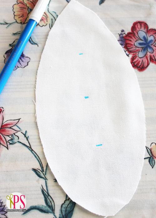 Fabric Easter Egg Softie Pattern and Tutorial :: PositivelySplendid.com