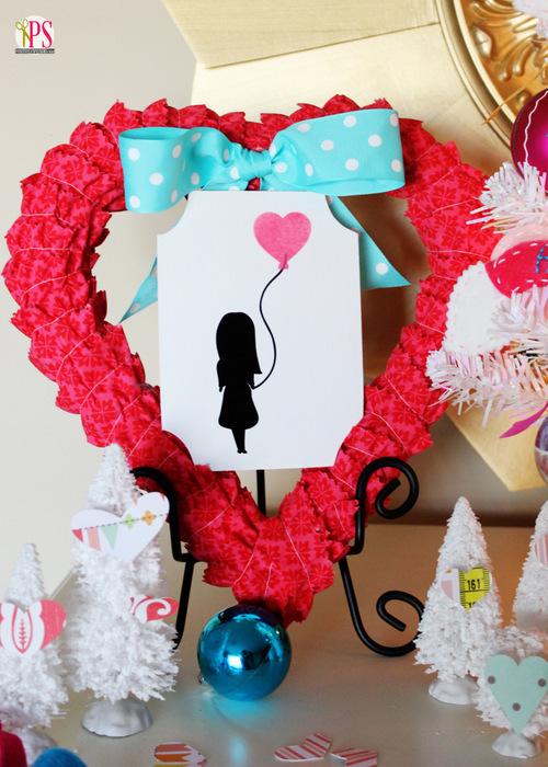 valentine wreath ideas whitewashed twig heart valentine wreath