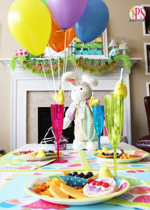 Easter Snack Time :: PositivelySplendid.com