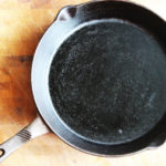 My Cast Iron Skillet Wash Test + Cottonelle Giveaway