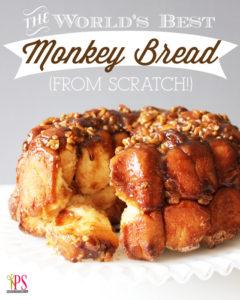 Caramel-Pecan Monkey Bread