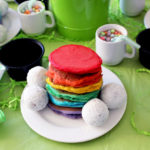 St. Patrick's Day Rainbow Breakfast