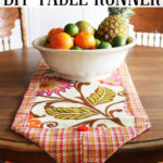 Quick-and-Easy DIY Table Runner