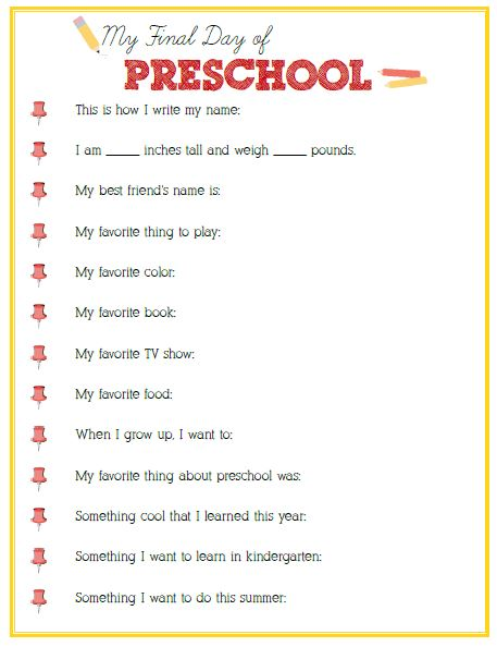 Final Day of Preschool Interview - Click image or link to ...