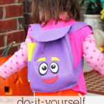 DIY Dora the Explorer Backpack Pattern :: PositivelySplendid.com