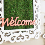 Framed Moss Outdoor Wall Art :: PositivelySplendid.com