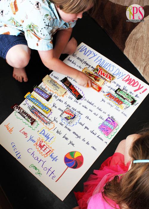 Kids' Candygram Gift Idea :: PositivelySplendid.com