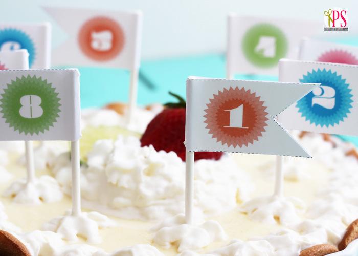 printable pie pennants 3