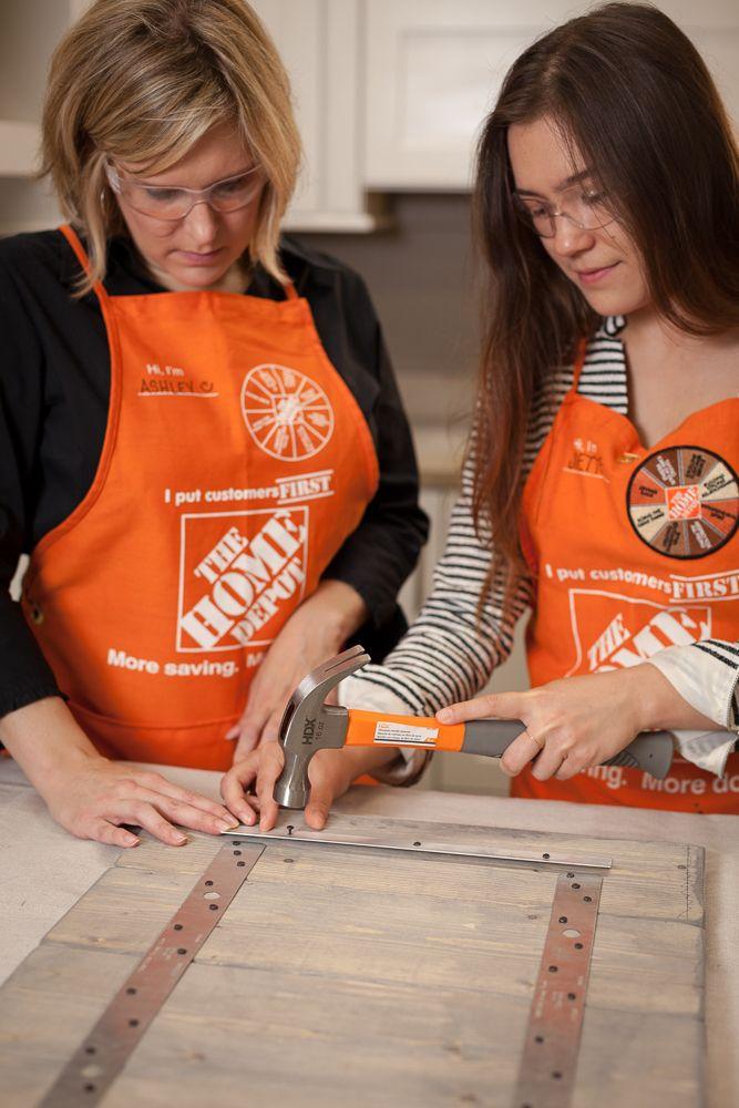 Home Depot DIH Workshop Chore Chart