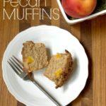 Peach Pecan Muffin Recipe