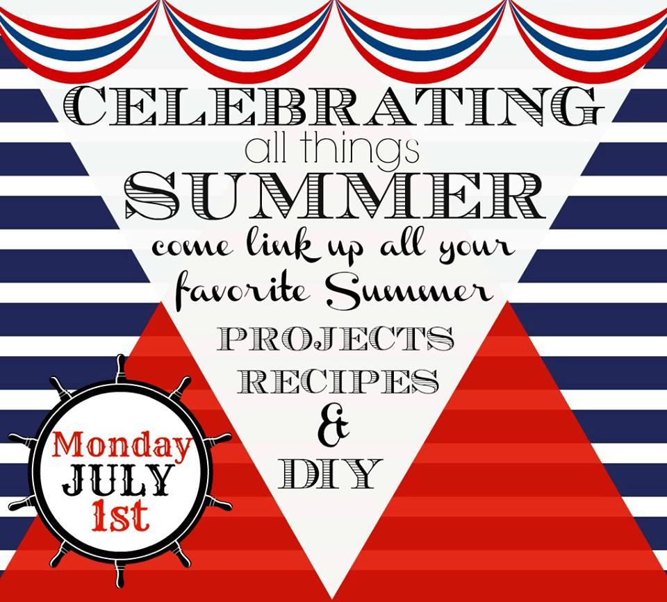 Celebrating Summer Link Party