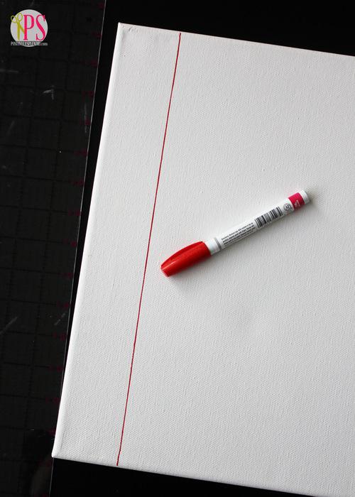 Notebook Paper Chalkboard Sign