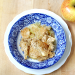 Apple Buckle Recipe by On Sutton Place at Positively Splendid